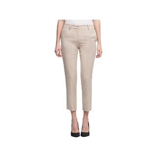 DKNY Womens Ankle Pants Skinny Office