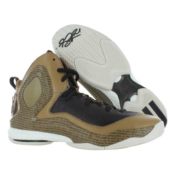 Adidas ASP D Rose 5 Boost BHM (Black History Month) Men's Shoes Size - 12.5 d(m) us