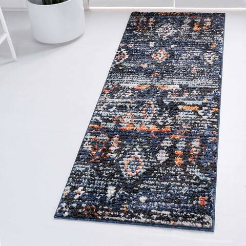 The Curated Nomad Ohlone Tribal Morocco Area Rug