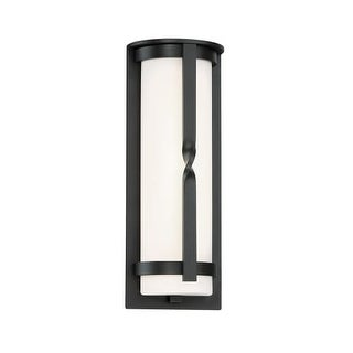 Modern Forms WS-W21516 Berkley 1 Light LED ADA Compliant Indoor / Outdoor Lantern Wall Sconce - 6 Inches Wide
