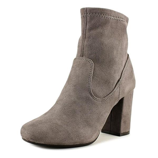 Carlos by Carlos Santana Reza Hawa Women Grey Boots