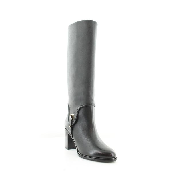 Salvatore Ferragamo Flavius Women's Boots Black