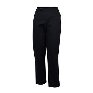 Style & Co. Women's Ponte Knit Flare Leg Pants - 18