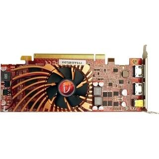 """VisionTek 900686 Visiontek Radeon HD 7750 Graphic Card - 2 GB DDR3 SDRAM - PCI Express - Single Slot Space Required - 3 x"