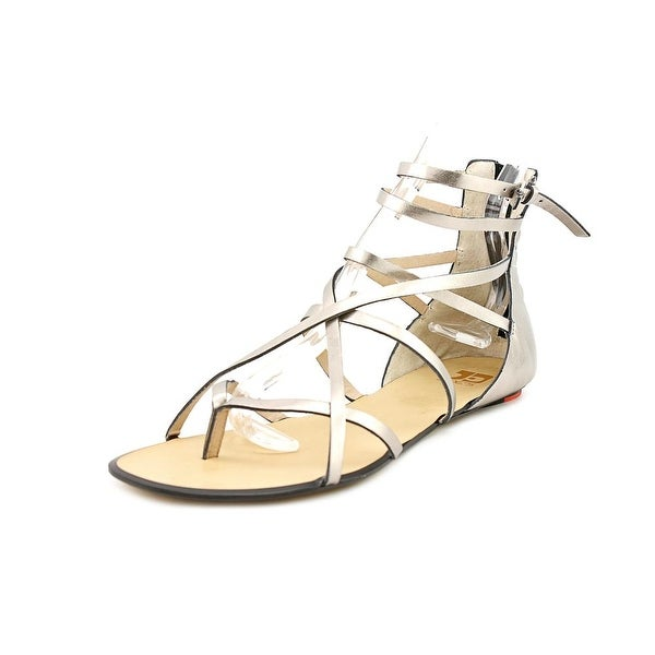 Joe's Keller Women Open Toe Leather Gladiator Sandal