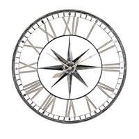 "IMAX Home 78226  43"" Diameter Merrill Analog Wall Clock"