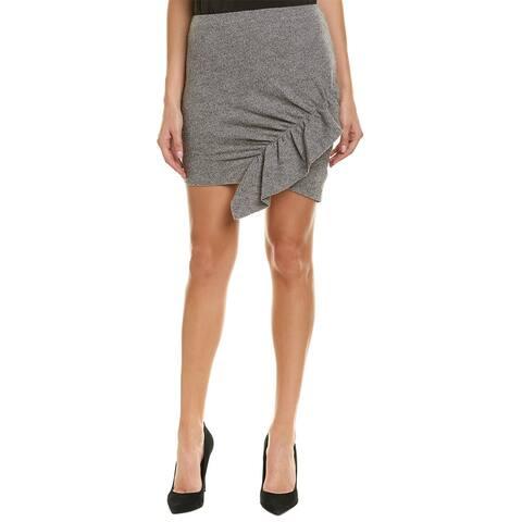 Iro Toman Wool Skirt - GRY06