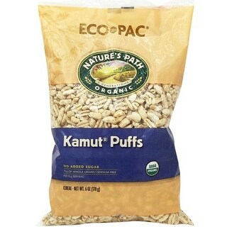 Nature's Path - Puffed Kamut Cereal ( 12 - 6 oz bags)