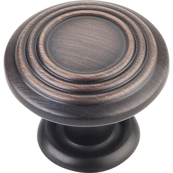 Elements 110 Vienna 1-1/4 Inch Diameter Mushroom Cabinet Knob