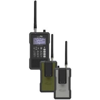 Whistler Handheld DMR & Mototrbo Digital Trunking Scanner, Black