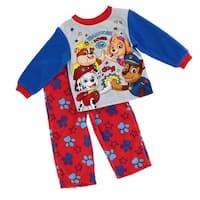 Nickelodeon Toddler's Paw Patrol Long Sleeve Pajamas