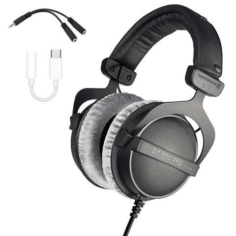 Beyerdynamic DT 770 Pro 250 Ohm Headphones