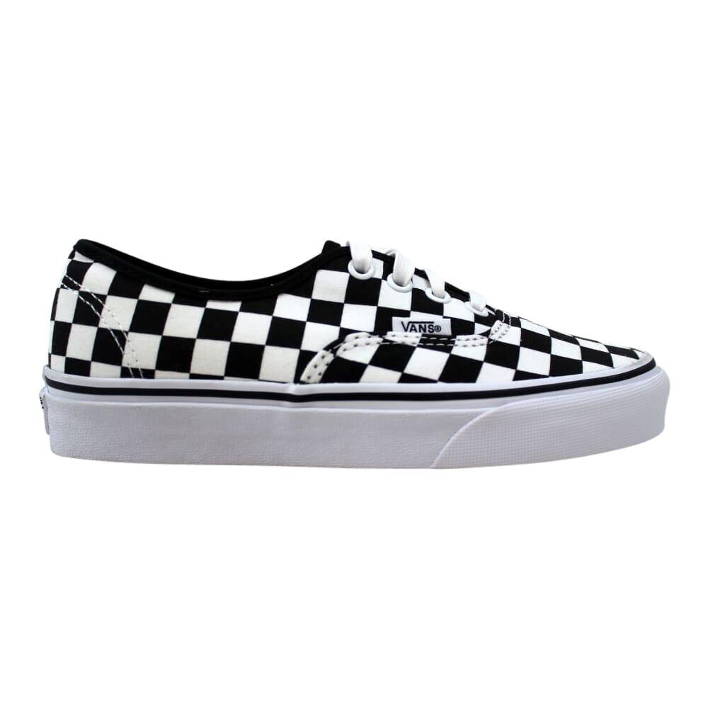 Vans Authentic Checkerboard Black/True