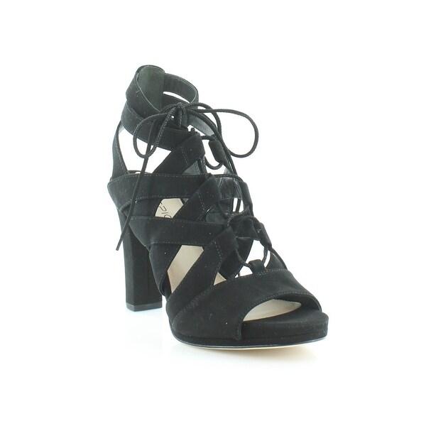 Via Spiga Collette Women's Heels Black