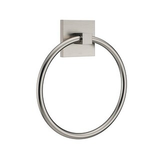 """Jacuzzi PK068 Mincio 6-1/8"""" Towel Ring - n/a (2 options available)"""