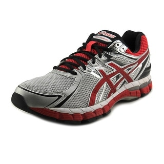 Asics Gel-Pursue Round Toe Synthetic Running Shoe