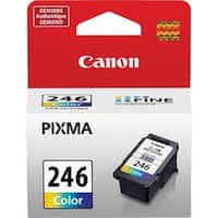 Canon 8281B001 Cl-246 Color Oem Ink Cartridge For The Mg2420