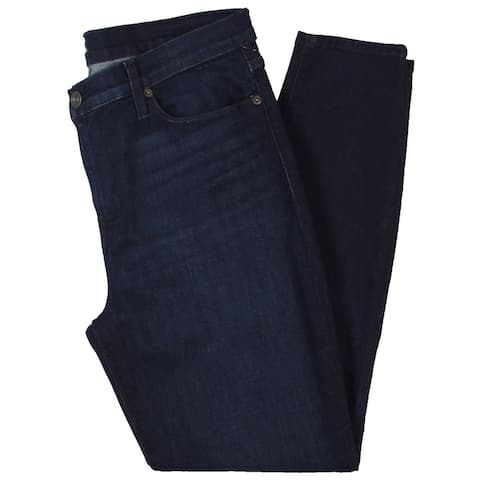 Hudson Womens Natalie Skinny Jeans Denim Ankle