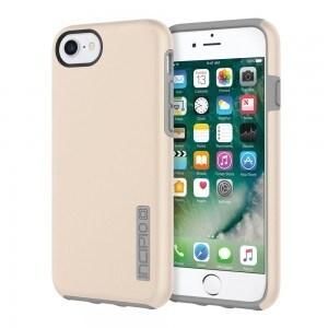 Incipio DualPro Shock-absorbing Case for Apple iPhone 7, 6/6S - Iridescent Champ