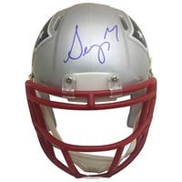 f6602ec3 Shop Nick Saban Autographed Alabama Crimson Tide Signed Football ...