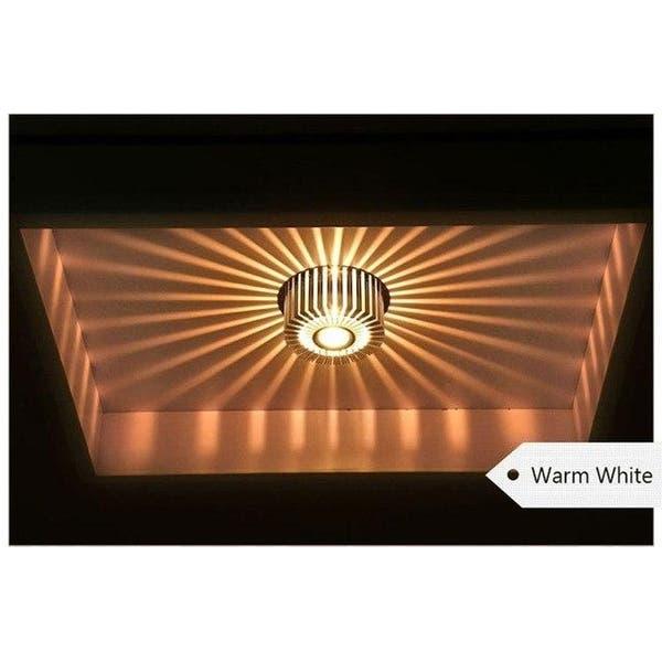 Modern Led Ceiling Light 3w Wall Sconce Gallery Decoration Balcony Lamp Porch Light Corridors Light Fixture Warm White Medium Overstock 28795556