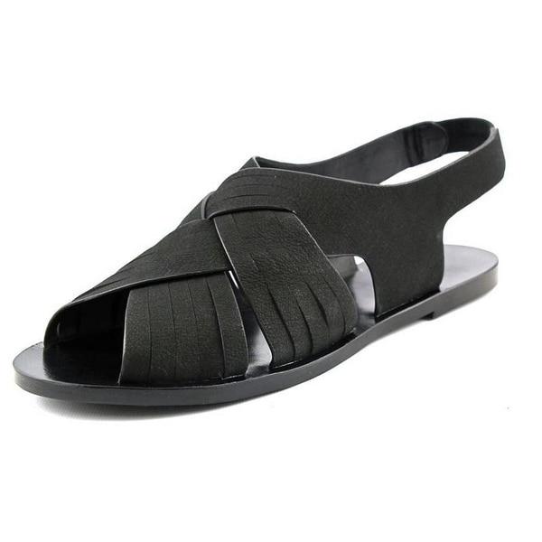 Elie Tahari Seacliff Black Sandal