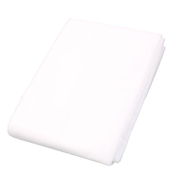 Non-Woven Fabrics Flat Table Cover Disposable Bed Sheet White 200cm x 120cm