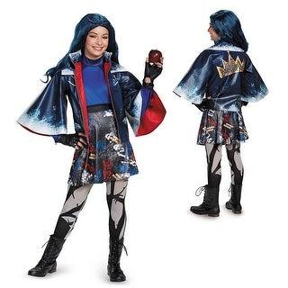 Girls Descendants Prestige Evie Ultimate Costume (3 options available)
