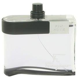 F Black by Salvatore Ferragamo Eau De Toilette Spray (Tester) 3.4 oz - Men