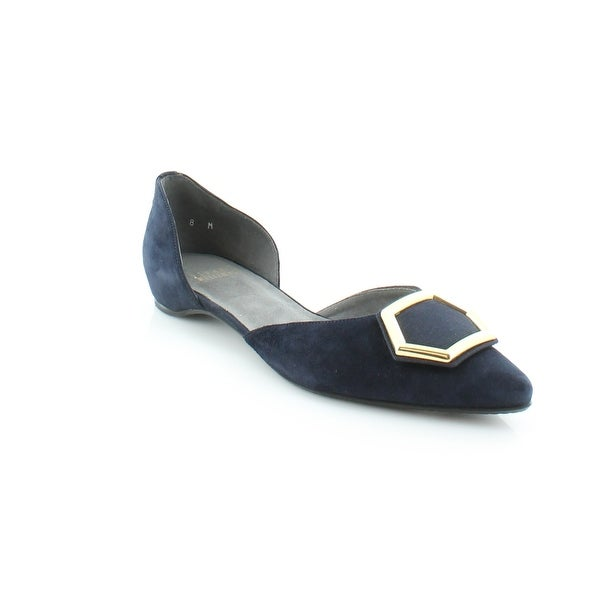 Stuart Weitzman Hexus Women's Sandals & Flip Flops Navy - 8