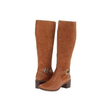 Anne Klein Women's Joetta Cognac/Cognac Boot