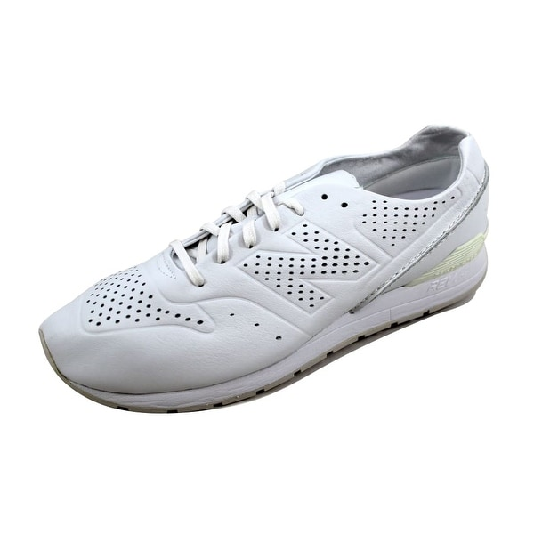 New Balance Men's 696 Deconstructed White MRL696DT Size 13