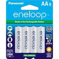 Panasonic BK-3MCCA8BA Replacement Batteries