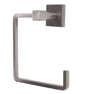 """Design House 581447 Karsen 7"""" Wide Towel Ring - n/a"""