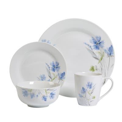 16pc Dinnerware Set - Wildflower