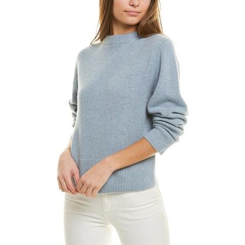 Vince Dropped-Shoulder Cashmere Sweater