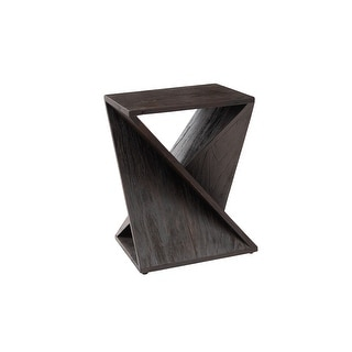 Link to Nordic Style Teak Twisted Stool Similar Items in Toothbrush Holders