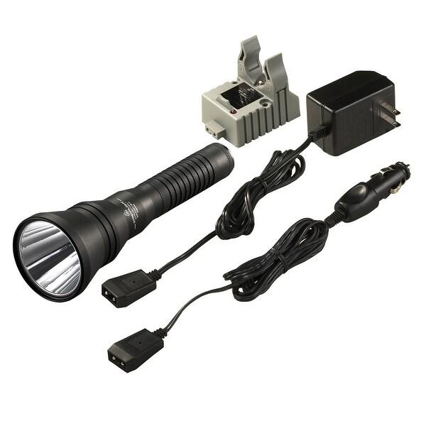 Streamlight 74536 streamlight 74536 strion hpl with 120v ac/12v dc piggyback