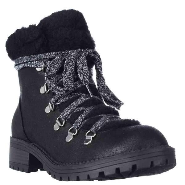madden girl Bunt Winter Boots, Black Multi