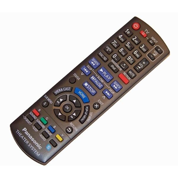 OEM Panasonic Remote Control Originally Supplied with SABTT370P, SABTT770P, SA-BTT370P, SA-BTT770P
