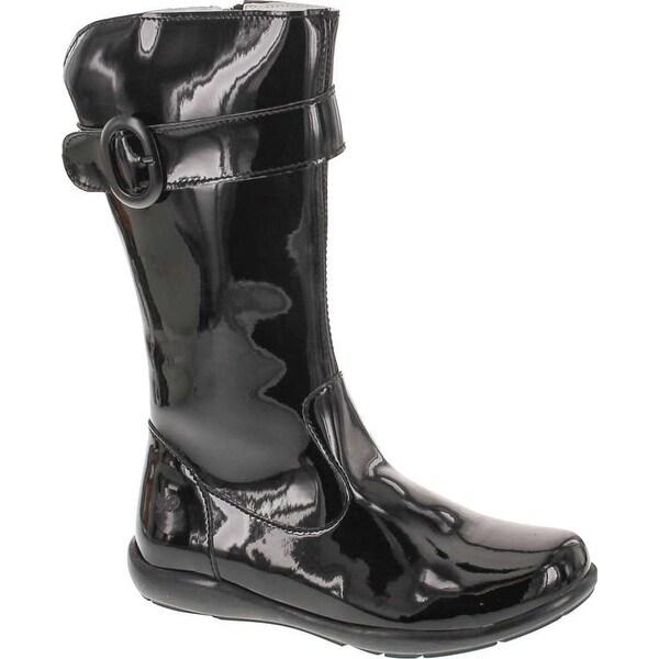 Primigi Girls 8151 Fashion Designer Boots - vernice nero