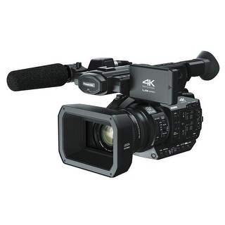 Panasonic AG-UX90 4K/HD Professional Camcorder - Black