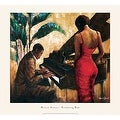 ''Enchanting Keys'' by Monica Stewart African American Art Print (26.5 x 29 in.) - Thumbnail 0