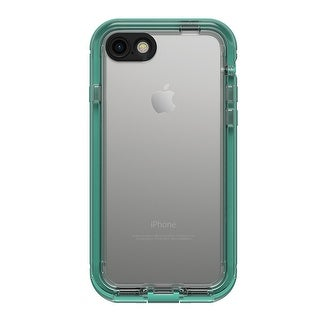 LifeProof NUUD Series WATERPROOF Protective Case For iPhone 7 & iPhone 8 - MERMAID CLEAR - mermaid clear