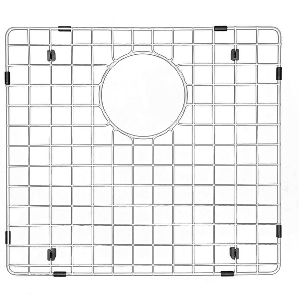 "Karran Stainless Steel Bottom Grid fits QA-760 and QAR-760 - 16"" x 14-1/2"""