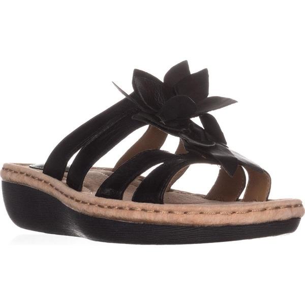 SoMe Amaya Slip-On Sandal