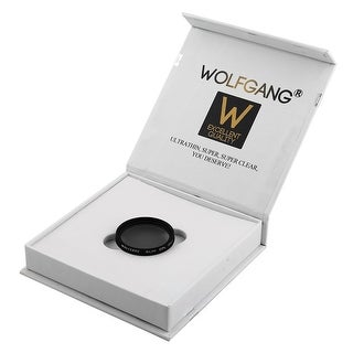 WOLFGANG Authorized 39mm Circular Polarizer CPL Lens Filter Protector for Camera