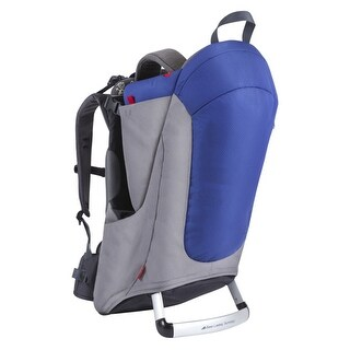 Phil and Teds Metro Carrier- Blue/Grey Child Carrier