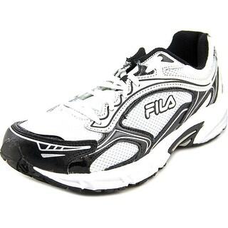 Fila Trexa Men Round Toe Synthetic Running Shoe