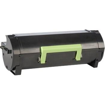 """Lexmark 50F000G Lexmark 501G Toner Cartridge - Black - Laser - Standard Yield - 1500 Page Black - 1 Each"""